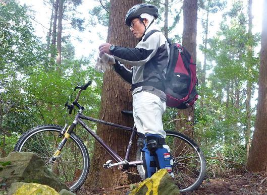 7年ぶりの山岳サイクリング