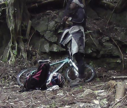 まだ暑いけど山岳サイクリング
